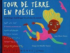 Un tour du monde avec 50 poèmes issus de 50 cultures, dans leur langue d'origine et en français. Un grand voyage pour les enfants et leurs familles.