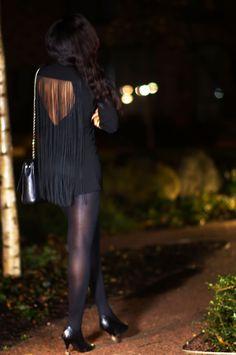 #Fringe #jumpsuit #playsuit #fashion #backless AllisBelle
