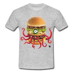 Big McPoulpe - Tee shirt Homme