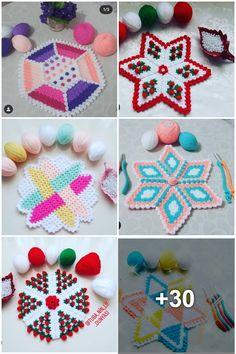 Mosaic Art, Mosaics, Apple Pie, Crochet Necklace, Mosaic, Apple Pie Cake, Apple Pies