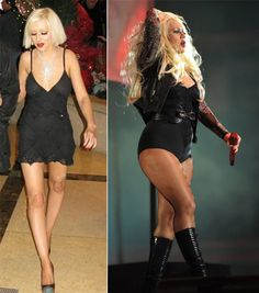 Celebs who's weight gain shocked us