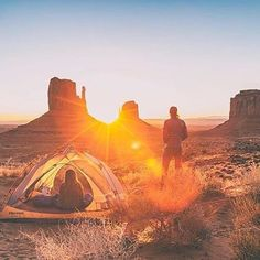 Breathtaking!!! Photo sourced from  @rei with @repostapp. ・・・ There goes Monument Valley showing off again. Thanks for sharing your sunrise with us, @burtonbunnygal.