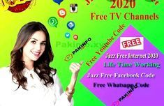Hlo Guys You Can Get Free Internet On Your Jazz Sim In 2020 Jazz Free Internet Internet Code Free Tv Channels