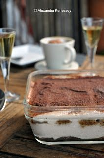 Alexandra's Table: Paleo Tiramisu