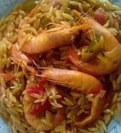 Food To Make, Shrimp, Cabbage, Pasta, Meat, Vegetables, Cooking, Recipes, Potato Noodles