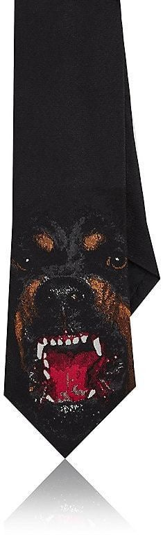 Rottweiler. If you like a bold, aggressive tie. Ruff!