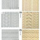 In questa sezione,troverete tante schede con punti e idee per realizzare i vostri lavori a maglia.