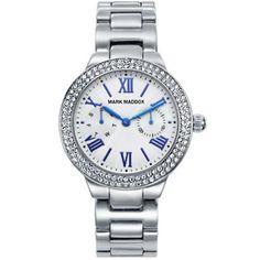 Reloj #MarkMaddox MM2001-03 Trendy Silver http://relojdemarca.com/producto/reloj-mark-maddox-mm2001-03/