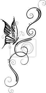 tattoo schmetterling schn rkel tattoo pinterest schn rkel schmetterlinge und bastelei. Black Bedroom Furniture Sets. Home Design Ideas