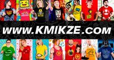 Diseños de todo y para todos! Más de 900 diseños y personalización con lo que quieras. #kmikze #personalizacion #zaragoza