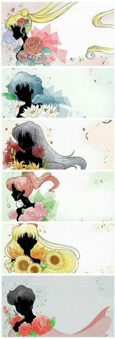 Imagen de anime and sailor moon