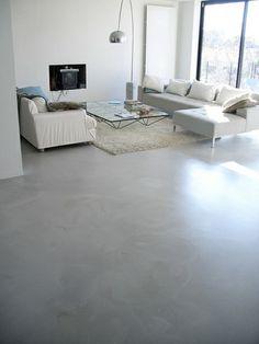 revêtement de sol en vinyle gris
