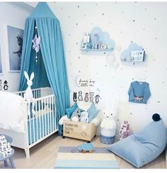 Cutest Boy Nursery Decor Inspirations 23 Cutest Nursery Decor Inspirations For Your Baby Boy.Baby boy nursery decor Cutest Nursery Decor Inspirations For Your Baby Boy. Baby Boy Nursery Decor, Baby Nursery Neutral, Boys Room Decor, Baby Bedroom, Baby Boy Rooms, Baby Boy Nurseries, Nursery Room, Baby Boys, Blue Nursery Ideas