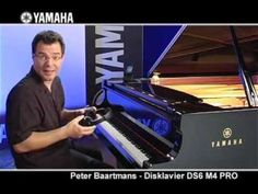 ▶ Yamaha Disklavier M4: Peter Baartmans Demo - YouTube (with other instruments, i.e., organ)