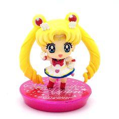 Sailor Moon Glitter Petit Chara Version 2 - Sailor Moon (A)