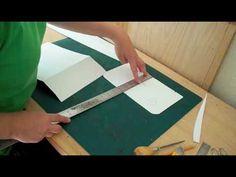 How to make a designer handbag pattern: The Flap #3