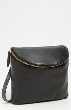 Halogen® 'Mia' Leather Crossbody Bucket Bag | Nordstrom....hmmm
