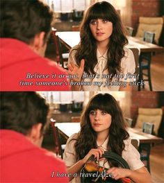 The Funniest moments of the first 99 New Girl episodes.