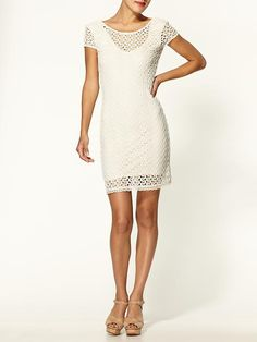 Gypsy Lace Cocktail Party Dress