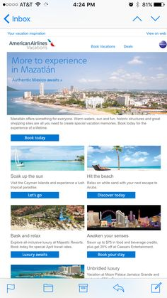Travel Newsletter Templates