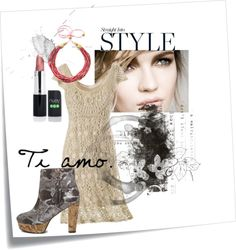 """Te Amo"" by jpselects on Polyvore"