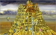 Colin Thompson - Babel