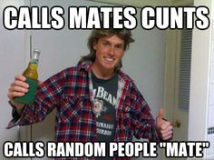 And mates: 29 Of The Funniest Memes About Australia