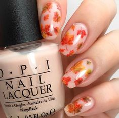 Best Autumn Nails Art Designs & Ideas 2019 | Modern Fashion Blog