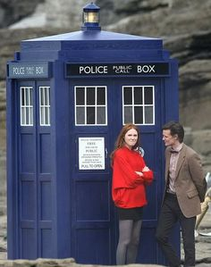 Dr. Who - Eleventh Dr.