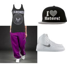 Hip-hop outfit