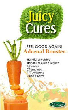 Adrenal booster