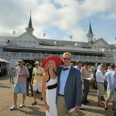 Go to The Track! Churchill Downs