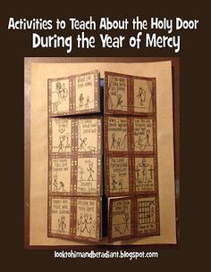 In just a few days, Pope Francis will officially start the Jubilee of Mercy by opening the Holy Door. This Extraordinary Jubilee is specifically the Year of Mercy, but actually every Jubilee Year focu