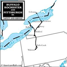 www.american-rails.com images buffalo-rochester-and-pittsburgh-map.jpg