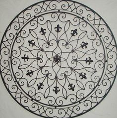 Wrought Iron Wall Decor Ebay Ideas, Designs, Remodel, and Home ...
