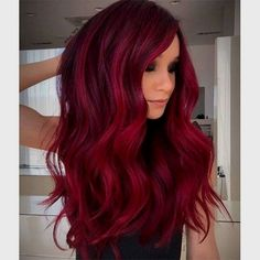 🦩Explore How To Dye Your Maroon Hair At Home & Avoid Common Hair Dying Mistakes?