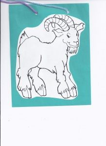 """Printables"" - Three Billy Goats Gruff Printables and Story Sequencing Sheet."