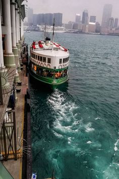 """""""A ship is safe in harbor, but that's not what ships are for.""""  ― John A. Shedd   Which is to say, goers gotta go. Playing it safe ain't the way.  ( #📷 @1mad.pandaman)  #hkharbour #hongkong #starferry #hk #hkig #discoverhongkong #skyline #harbourview #cityscape #explorehongkong #victoriaharbour #streetphotography #香港 #ferry #hkferry #harbor #victoriaharbor  Check us out online: www.RockAtoll.com Instagram: instagram.com/rockatoll Facebook: facebook.com/rockatoll Twitter…"""