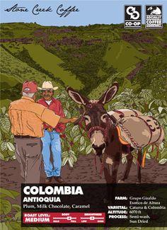 Colombia - Antioquia