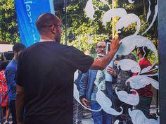 Vernissage VAPORS 2.0 #expo #bruxelles #brussels #bruxellesmabelle #bxl #bx #vernissage #bxlove #bybrussels #bruxellestagram #bruxellesjetaime #bxl_online #visitbrussels #igbrussels #belgique #belgium #welovebrussels #brusselslove #graffiti #streetart #streetstyle #urban #urbanart #sprayart#wallart #brusselsgraffiti #art #artist #streetphotography #color