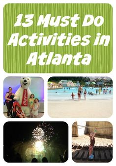 Atlanta Activities for Summer Visit Atlanta, Atlanta Georgia, Summer Activities For Kids, Fun Activities, Travel With Kids, Family Travel, Atlanta Activities, Dc Travel, Travel Stuff