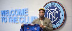 NYCFC Sign USL MVP Sean OkoliOkoli signing