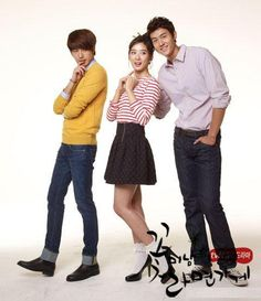 Flower Boy Ramen Shop Starring Jung Il Woo and Lee Chung Ah