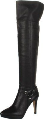 Amazon.com: Ros Hommerson Women's Tease Knee-High Boot: Shoes $116.00
