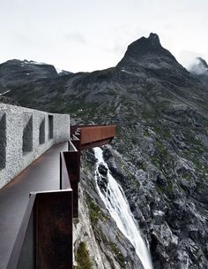 Trollstigen | Reiulf Ramstad Architects