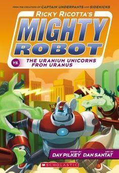 Ricky Ricotta'S Mighty Robot Vs. The Uranium Unicorns From Uranus 7 (2015,...