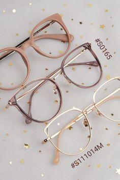 Glasses Frames Trendy, Trending Glasses Frames, Glasses Trends, Eyewear Trends, Optical Eyewear, Fairytale Fashion, Fashion Eye Glasses, New Glasses, Girls Fashion Clothes