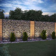 15 Meilleures Images Du Tableau Cloture Gabion Fence Design Gate
