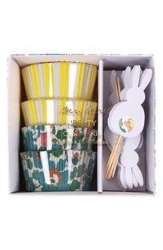Meri Meri 48-Pack Liberty of London Cupcake Party Kit | Nordstrom