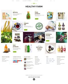 Health Farm | Food and Agriculture Theme will perfectly suit for a website for merchants or producers of food products, for agritourism, theme blog etc.Details http://themeforest.net/item/healthy-farm-food-agriculture-wordpress-theme/10241920